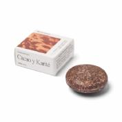 Champu solido henna morena cacao y karite