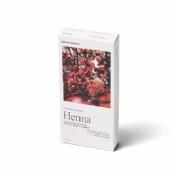 Henna con infusión de té negro/canela/hibiscus