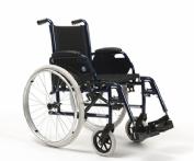 Vermeiren jazzs50 silla rueda grande 44cm